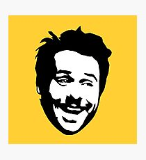 Charlie Day Photographic Print