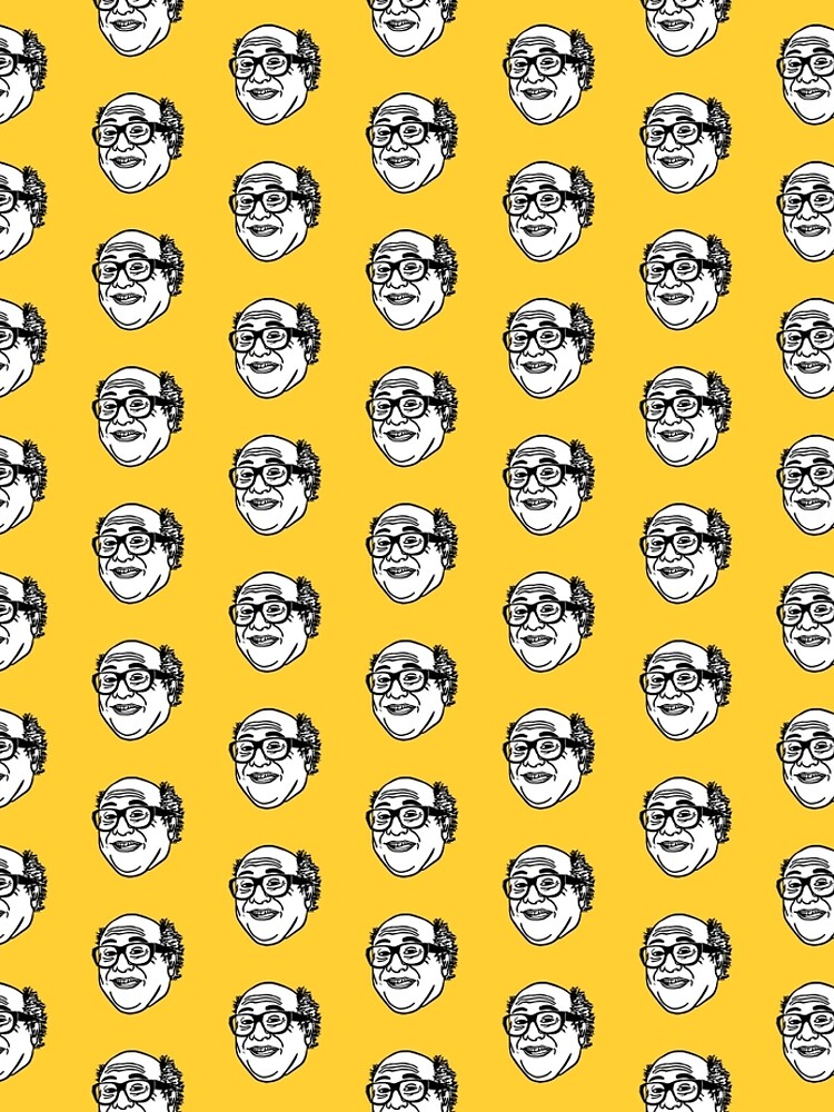 Danny De Vito by joeredbubble