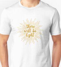 Light | Next to Normal Unisex T-Shirt
