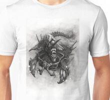 Narwhalien in murky waters Unisex T-Shirt