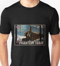 Final Fantasy VI - Come Ride the Phantom Train Unisex T-Shirt