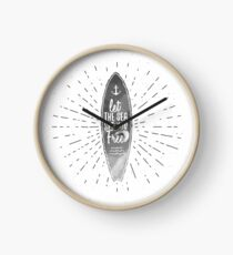 Set You Free Clock