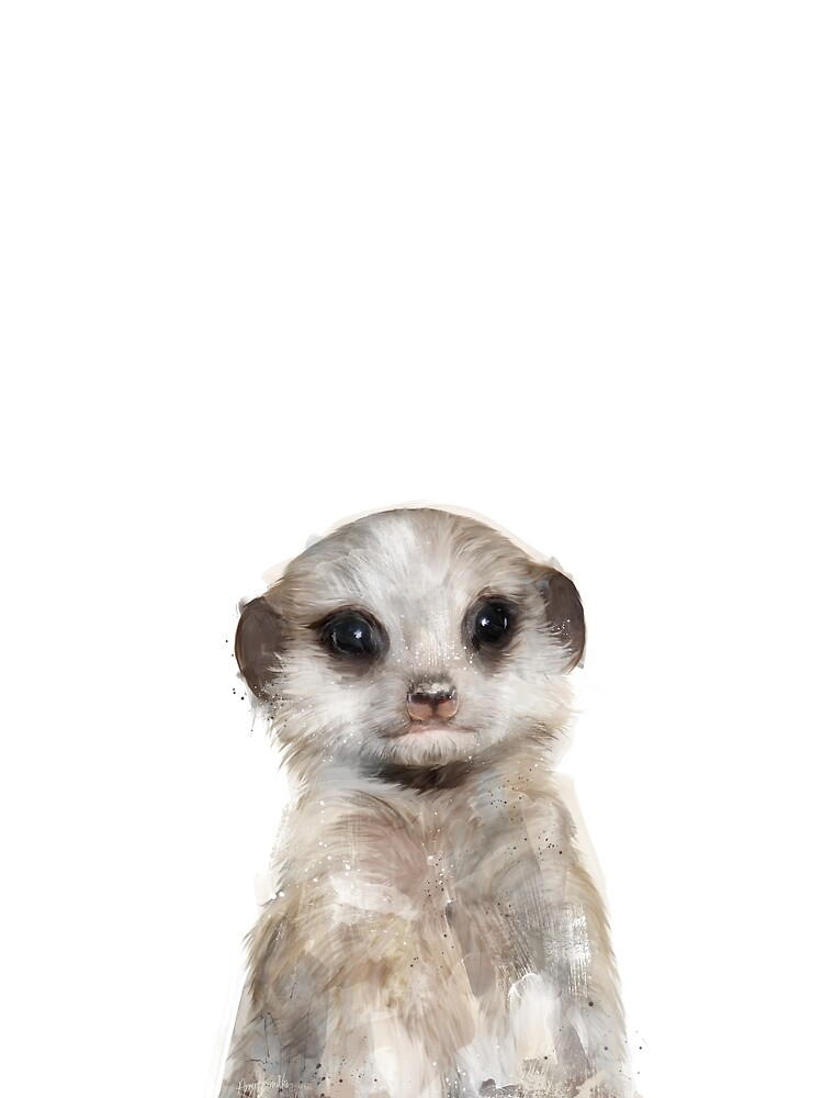 Little Meerkat by AmyHamilton