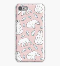 Pinky ice iPhone Case/Skin