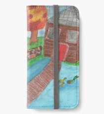 The Cabin in the Woods iPhone Wallet