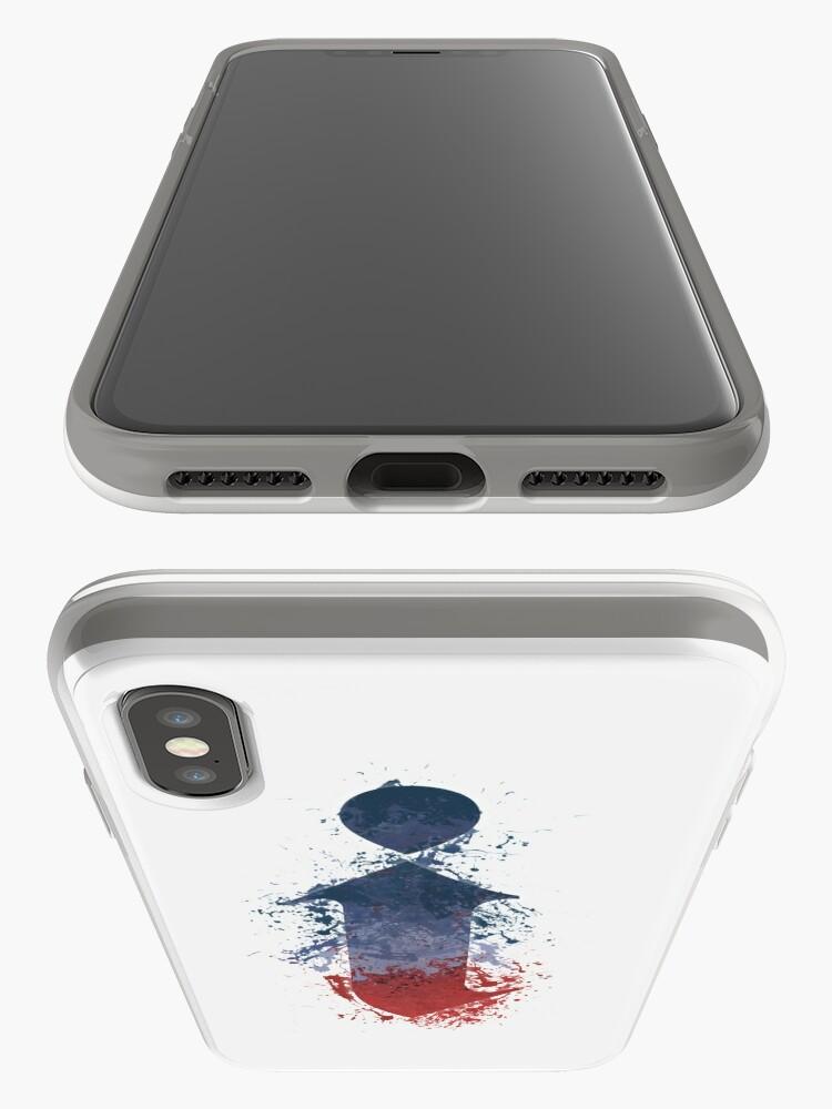 Alternative Ansicht von Ich - Kendrick Lamar Painted Splatter iPhone-Hülle & Cover