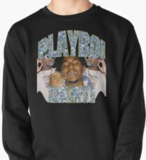 Playboi Carti Vintage Hip-Hop  Pullover