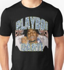 Playboi Carti Vintage Hip-Hop  Unisex T-Shirt