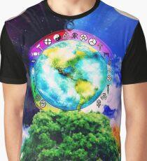 Pagan Pride Graphic T-Shirt