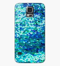 Beautiful sequins texture Case/Skin for Samsung Galaxy