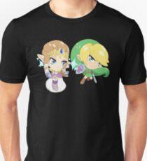 Super Smash Bros. Zelda and Link T-Shirt
