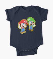 Super Smash Bros. Mario and Luigi! Kids Clothes