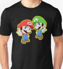 Super Smash Bros. Mario and Luigi! T-Shirt