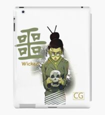 japanese anime kanji iPad Case/Skin