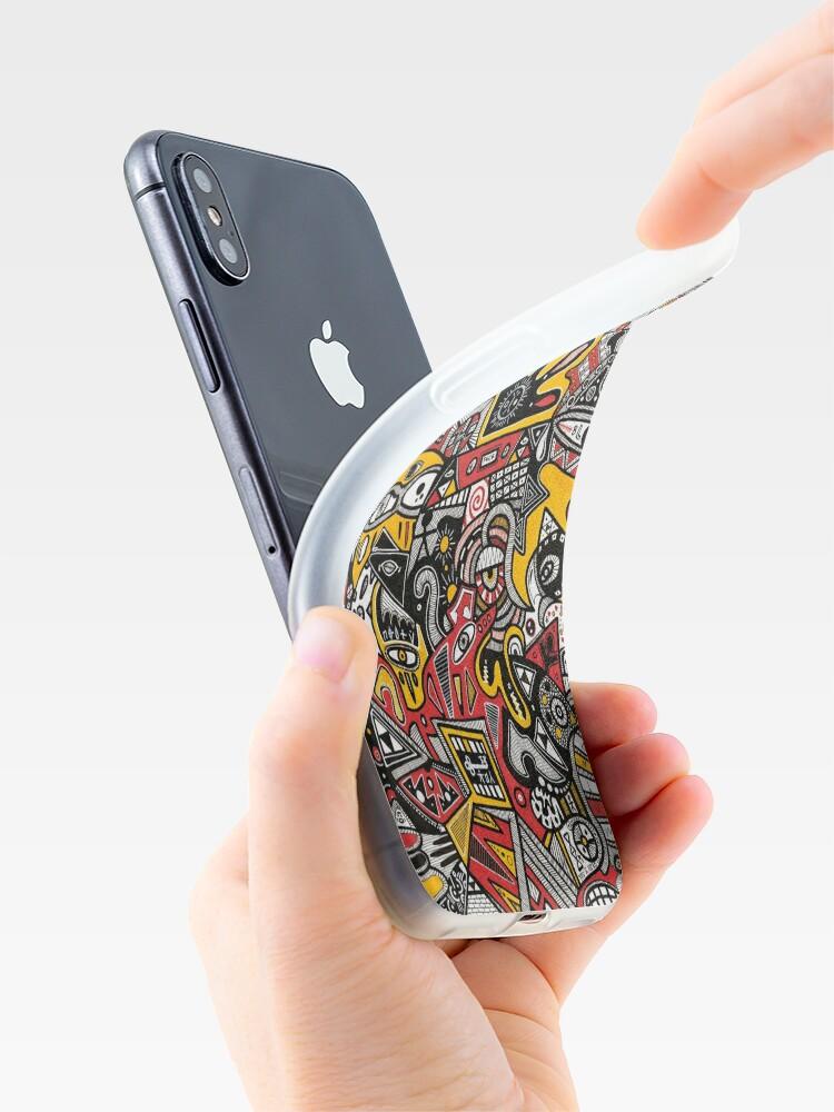 Alternative Ansicht von Seriously Curious  iPhone-Hüllen & Cover