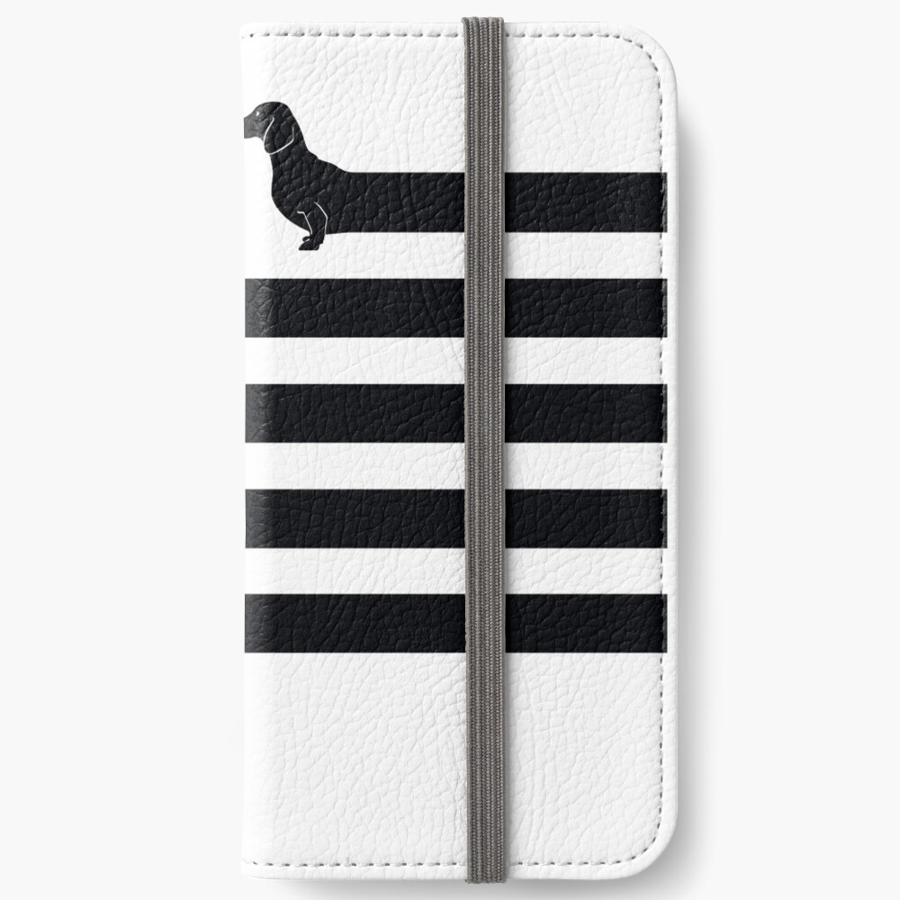 (Very) Long Dog iPhone Wallet