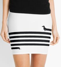 (Very) Long Dog Mini Skirt