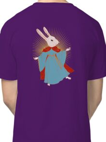 Saint Bunny has your back Classic T-Shirt