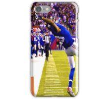 Odell beckham Jr. Catch iPhone Case/Skin