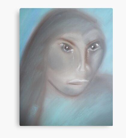 Tear drops Canvas Print