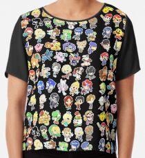 Super Smash Bros. All 58 Characters!  Chiffon Top