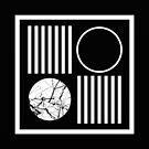 Retro Marble 2 by Printpix