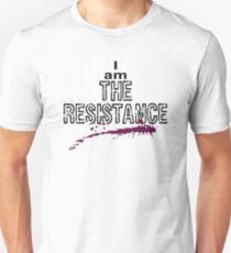 I am The Resistance Unisex T-Shirt