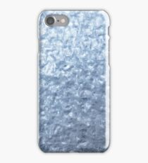 Icy texture. Heat insulation material. iPhone Case/Skin