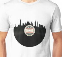 Robailey Magic NYC Skyline Unisex T-Shirt