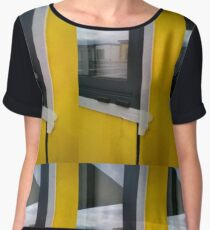 Is What We See Reality? Chiffon Top