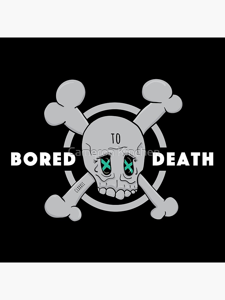 Bored to Death by cammonk