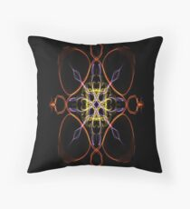 Silken 12 Throw Pillow