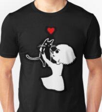 1 fran bow mr midnight Unisex T-Shirt