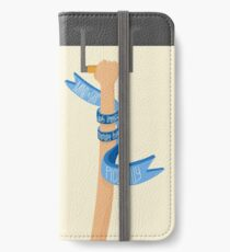 Piccadilly Line (LondonTube) iPhone Wallet/Case/Skin
