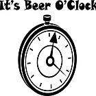 Iskybibblle Products/ Beer o'clock by Iskybibblle