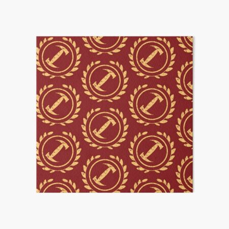 Stonecutters - The Simpsons Art Board Print