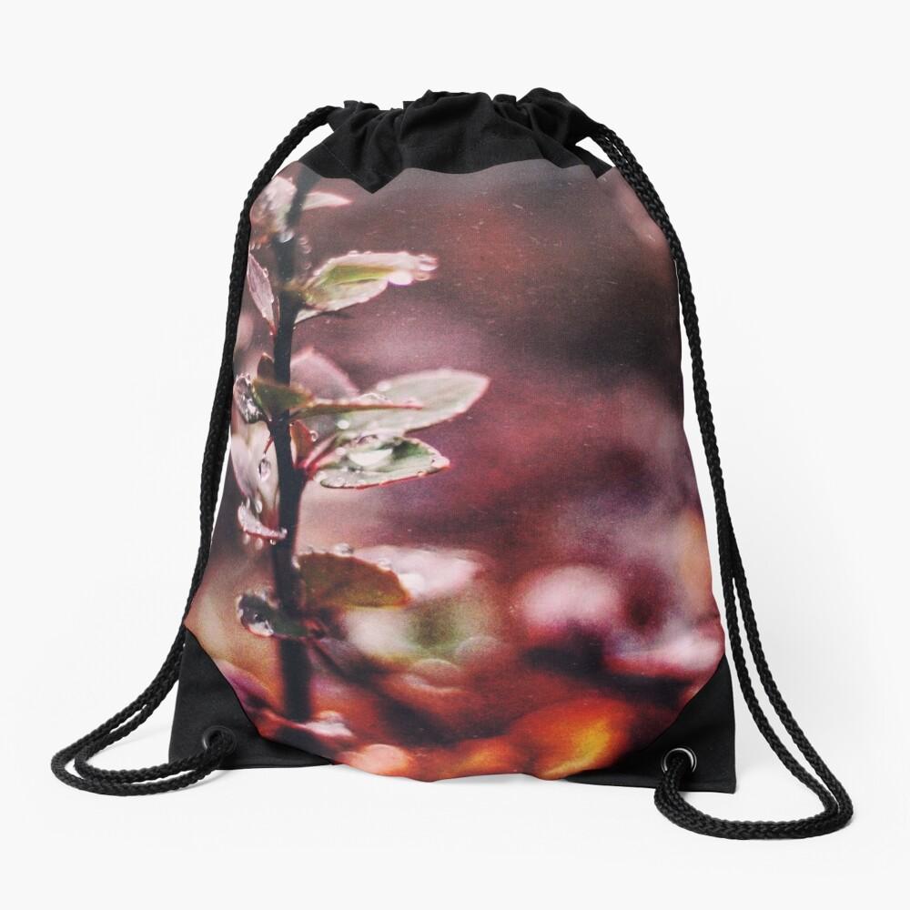 Enchanting  Drawstring Bag Front
