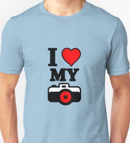 Camera Love III T-Shirt