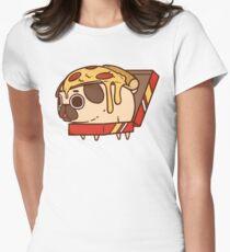 Puglie Pizza Tailliertes T-Shirt