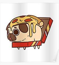 Puglie Pizza Poster