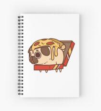 Puglie Pizza Spiral Notebook