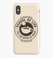 School of Life iPhone Case/Skin