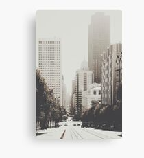 San Francisco I Canvas Print