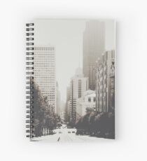 San Francisco I Spiral Notebook