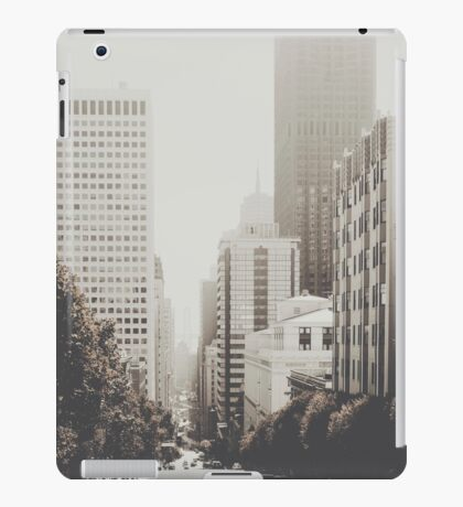 San Francisco I iPad Case/Skin