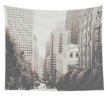 San Francisco I Wall Tapestry