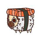 Puglie Sushi by Puglie  Pug