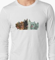 Koga / Iga clan Long Sleeve T-Shirt