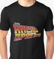Go Retro - Ahead To The Past T-Shirt