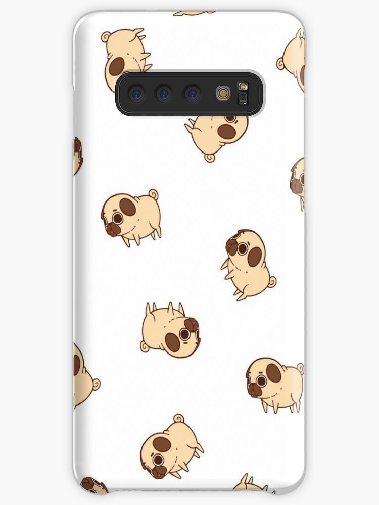 buy popular 13d6a 39e3f 'Puglie Pug' Case/Skin for Samsung Galaxy by Puglie Pug